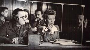 Interpreters in Nuremberg