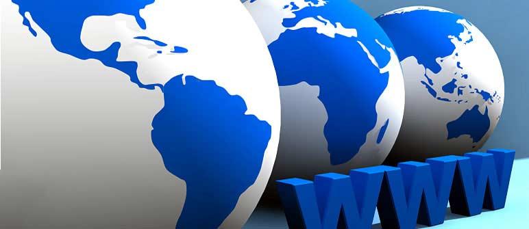 Mundo conectado pela web