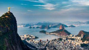 O Rio de Janeiro - símbolo de beleza natural