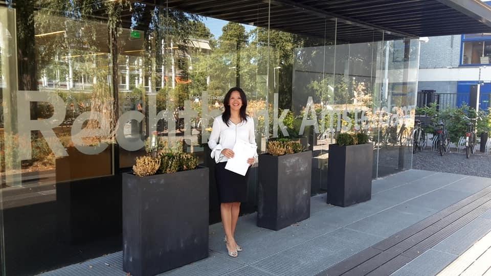 Carolina Mayda - Membro do Catálogo de Tradutores na Europa